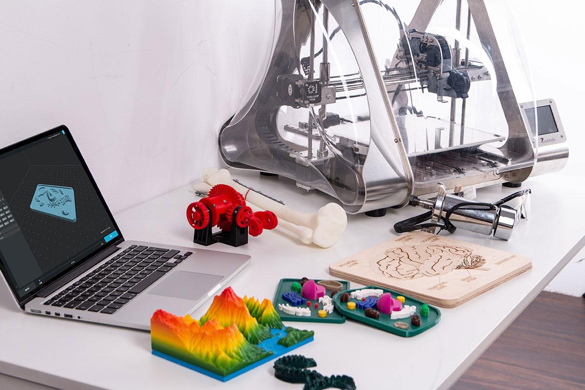 Individualität ist billiger! Wie 3D-Drucker unser Leben verändern können